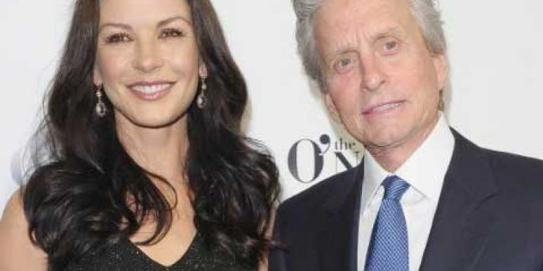 Michael Douglas & Catherine Zeta-Jones: Is Their Marriage Over?