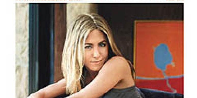 Jennifer Aniston Architectural Digest