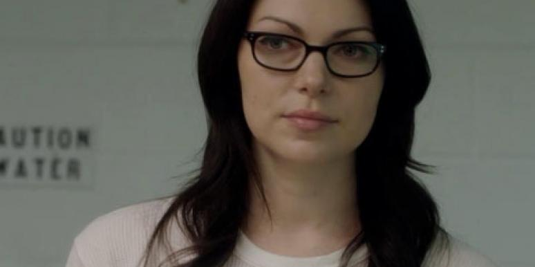 Laura Prepon as Alex Vause on 'Orange Is The New Black'