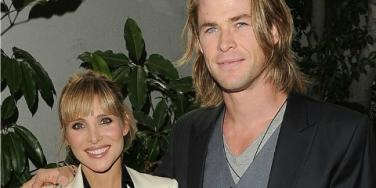 Hunky Actor Chris Hemsworth Is Going To Be A Dad!