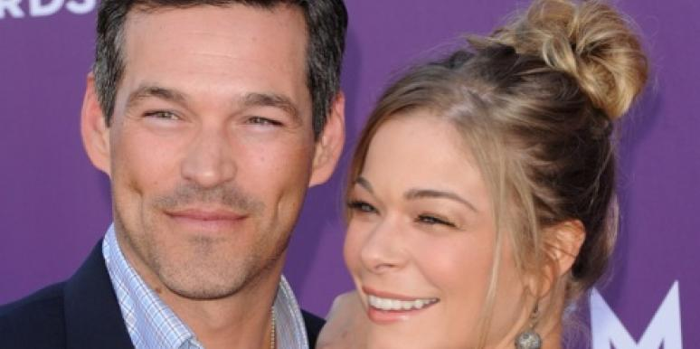 Love & TV: Are LeAnn Rimes & Eddie Cibrian Getting A Show?