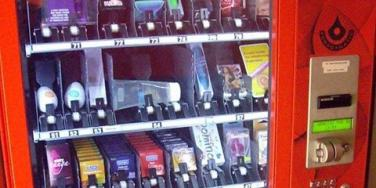sex toy vending machine