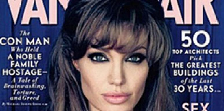 Angelina Jolie Vanity Fair