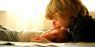 Your Child Can Teach You About Unconditional Love