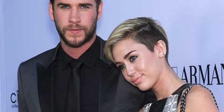 Love: Miley Cyrus & Liam Hemsworth End Their Engagement