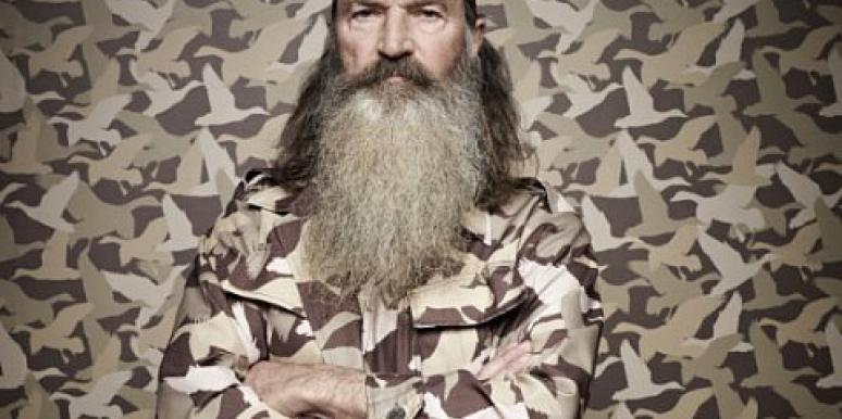 Duck Dynasty, Phil Robertson