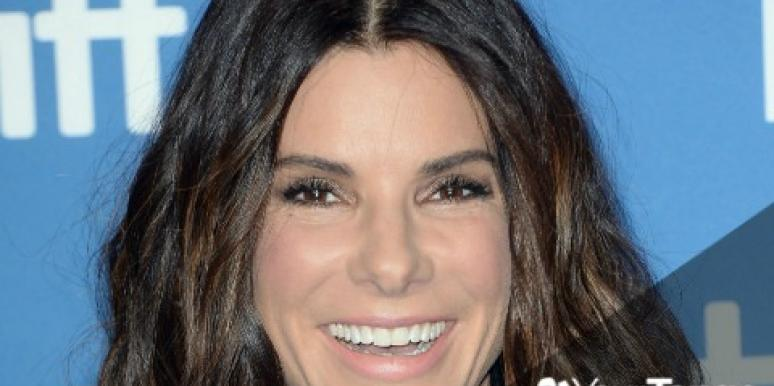 'Gravity's Sandra Bullock On Parenting, Son Louis & More