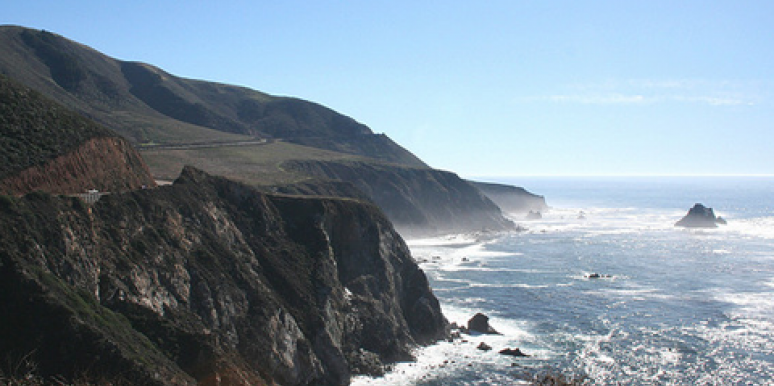 Big Sur California landscape