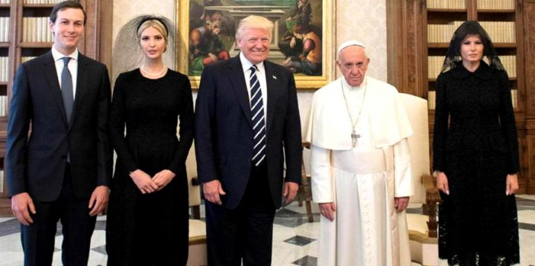 21 Funny Tweets About Trump And The Pope's First Meeting (And It Isn't Even Noon!)