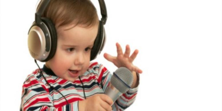 7 Adorable Babies Rocking Out Harder Than You