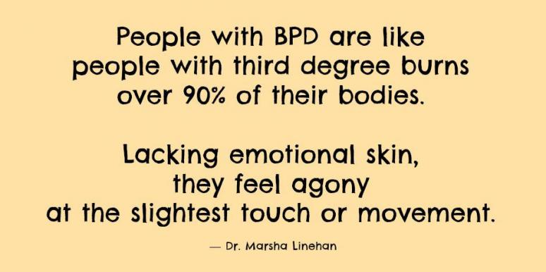 Passion and Fear in BPD Relationships