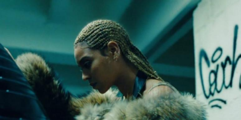 what becky from beyonce Lemonade means