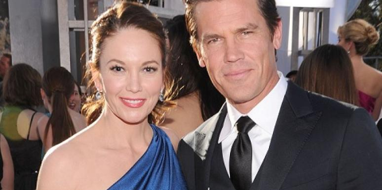 Diane Lane & Josh Brolin