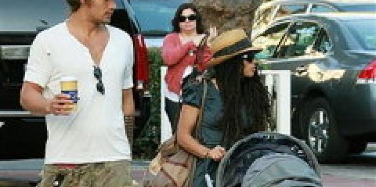 Lisa Bonet: Bun In The Oven