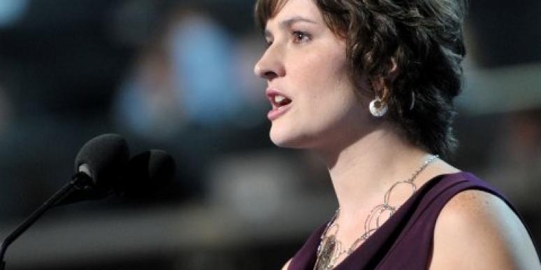 5 Ways Sandra Fluke's DNC Speech Made History For Women