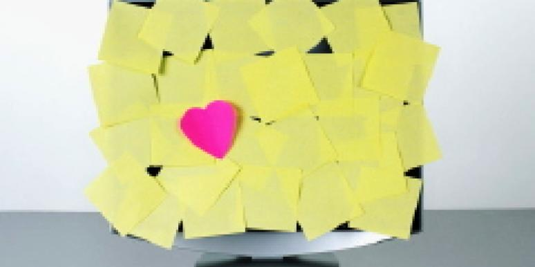 manage work and love on the computer