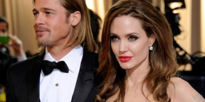 Brad Pitt and Angelina Jolie engaged