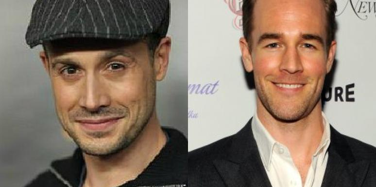 Freddie Prinze Jr. and James Van Der Beek