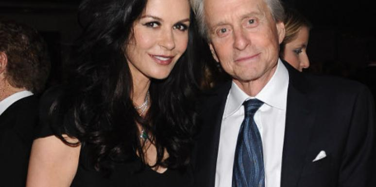 Love: Are Michael Douglas & Catherine Zeta-Jones Back Together?