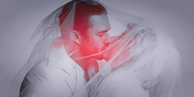 Lady Gaga Taylor Kinney in her 'You & I' music video wearing a wedding dress