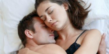 Sleeping Soundly As A Couple
