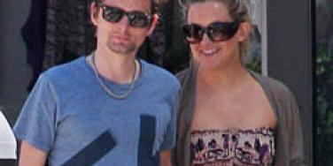 Matt Bellamy Kate Hudson