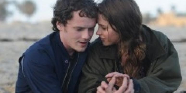 Felicity Jones and Anton Yelchin in Like Crazy