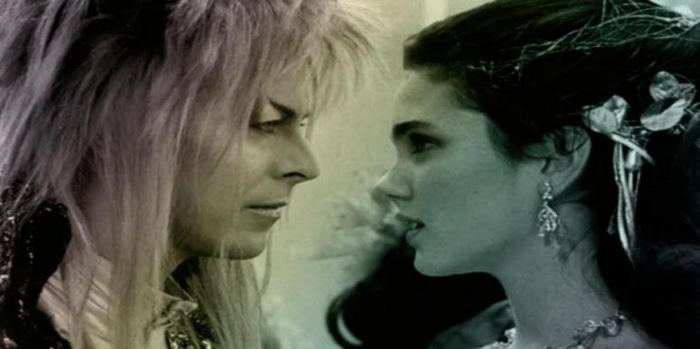 David Bowie Goblin King Labyrinth