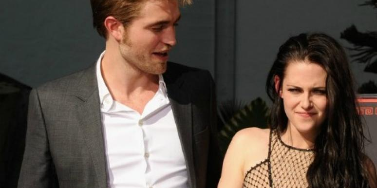 Robert Pattinson Got Into Acting To Meet Girls, Naturally