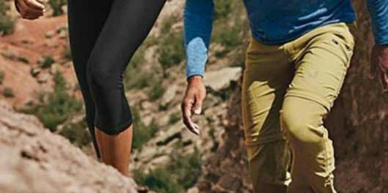 Essentials for a hiking date