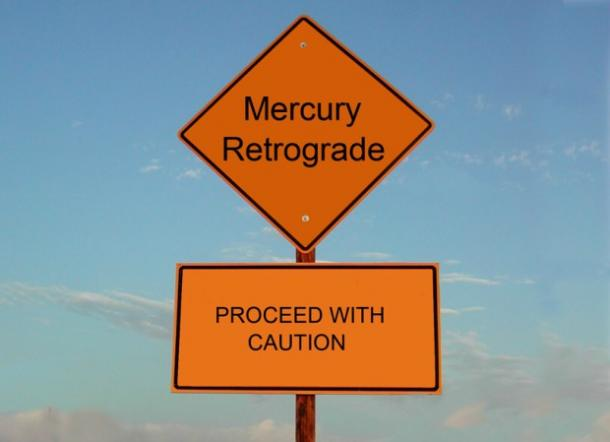 funny mercury retrograde meme