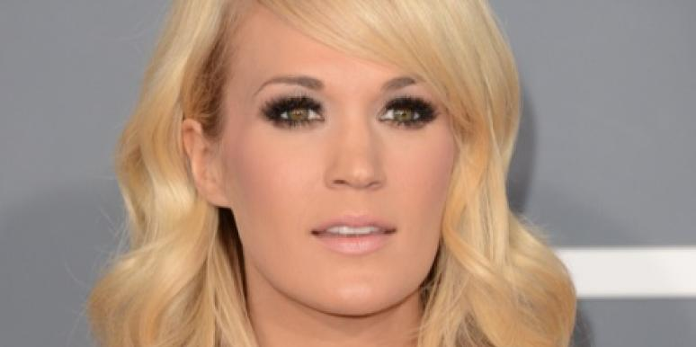 Carrie Underwood On Relationships