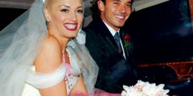 Gwen Stefani and Gavin Rossdale's wedding