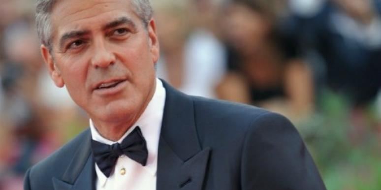 George Clooney Overshares About His First Orgasm & Masturbation
