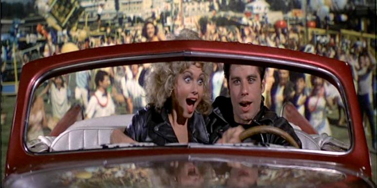 grease fan theory death grief and loss