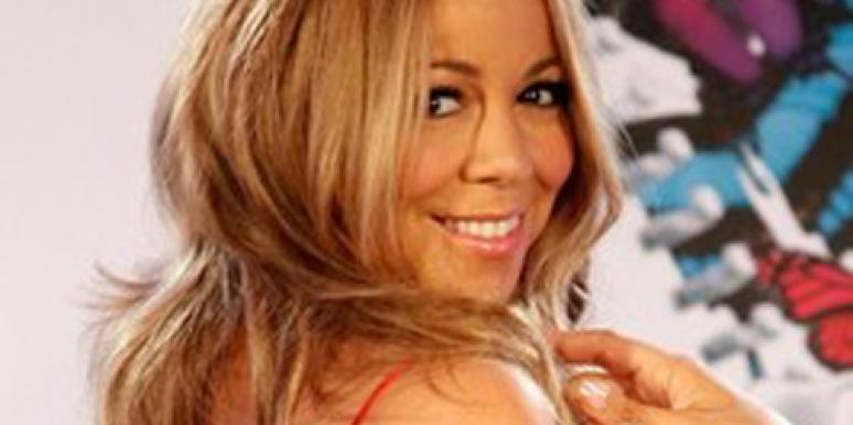 "Mariah Carey Didn't Let Nick Look At Her ""Rancid"" Pregnant Body"