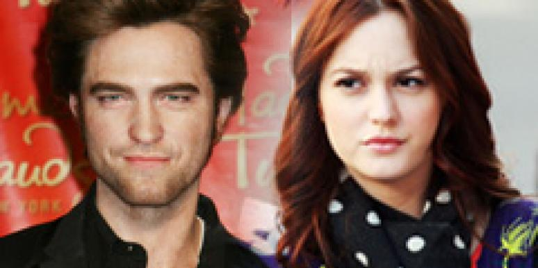 robert pattinson leighton meester