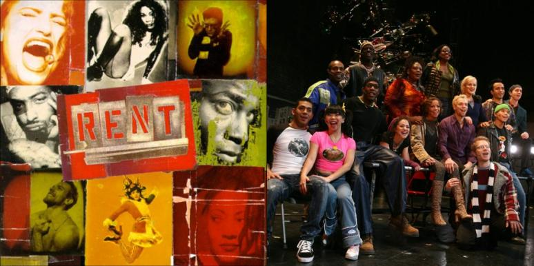 5 Things To Know About RENT The Broadway Musical Airing LIVE On Fox