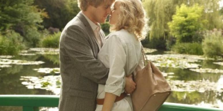 "Owen Wilson and Rachel McAdams in ""Midnight in Paris."""