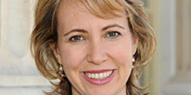 gabrielle giffords recovering with help of her husband?