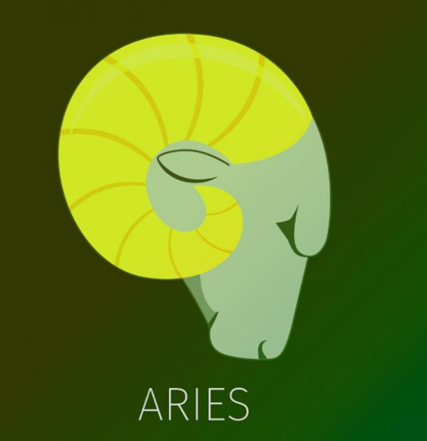 Aries zodiac sign meditation