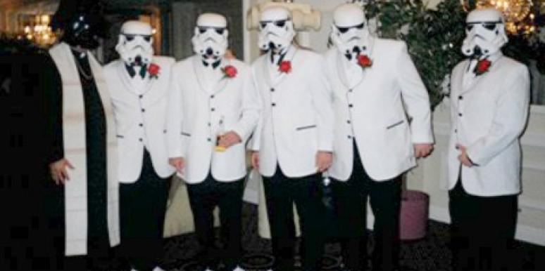 12 Most Ridiculous Groomsmen Photos