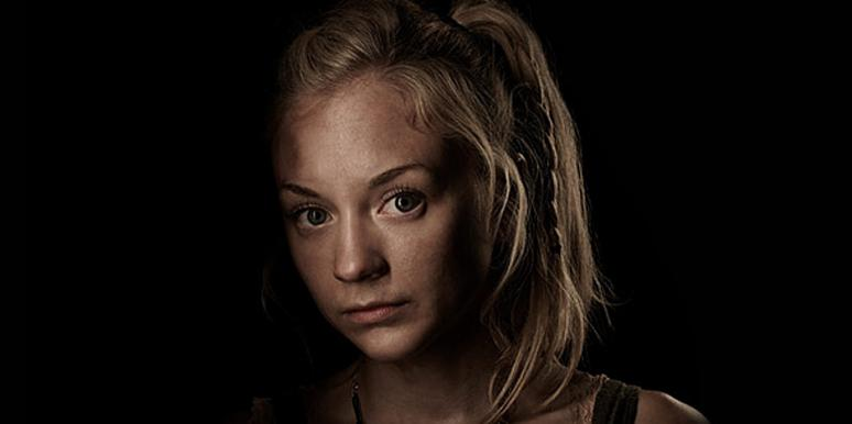 Emily Kinney as Beth Greene on 'The Walking Dead' AMC