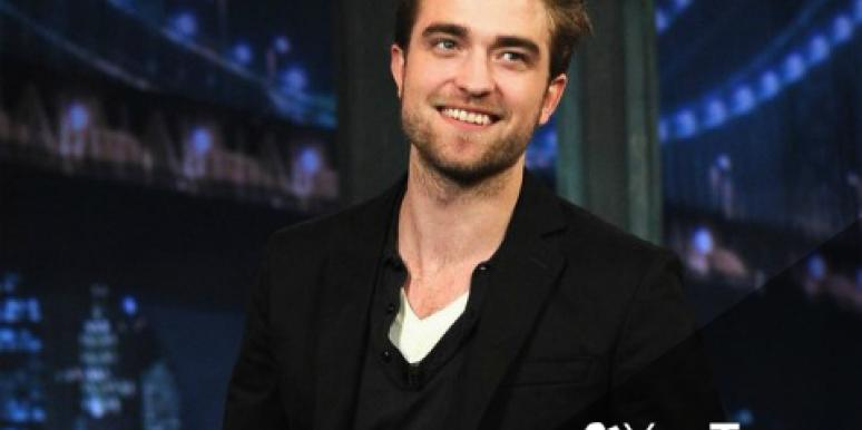 Robert Pattinson On Annoying Kristen Stewart & His Own Wedding