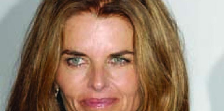 Maria Shriver Was Pregnant Same Time As Arnold's Mistress