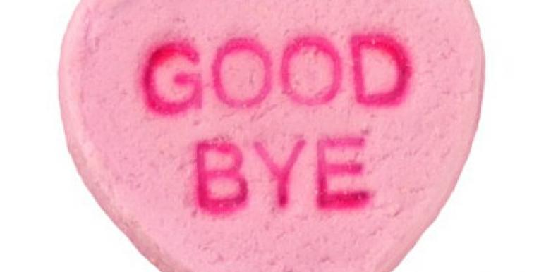 goodbye candy heart