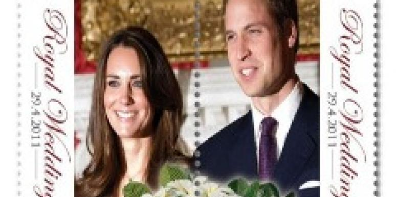 new zealand royal wedding stamp splits kate middleton prince william