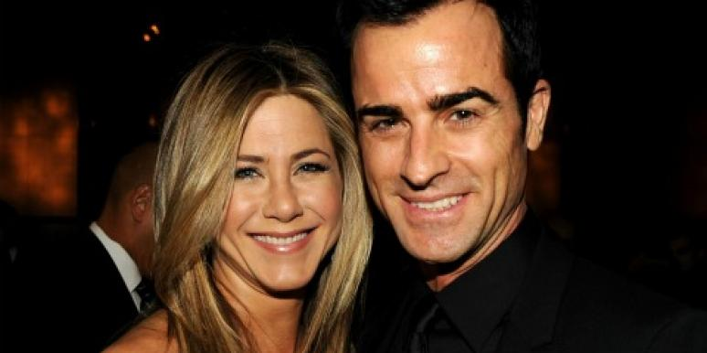 Jennifer Aniston Justin Theroux greek wedding?