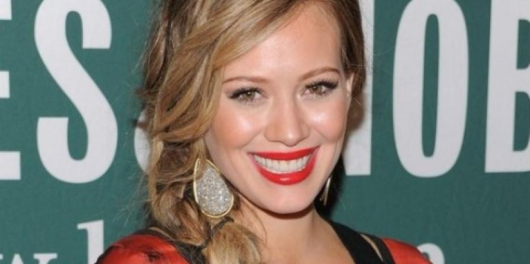 Your Invitation To Hilary Duff's Baby Shower! Get All The Details