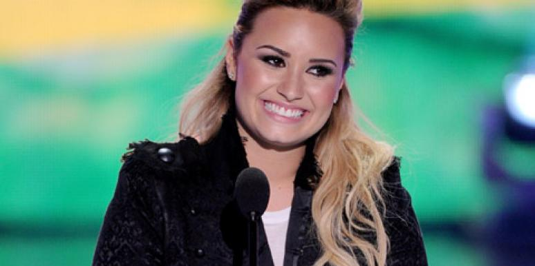 Celebrity Sex: Demi Lovato's Nude Pics Leak ... On Purpose?